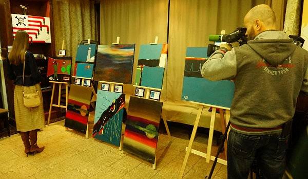 Выставка Алекса Дено (фото 3)Арт-Релиз.РФ