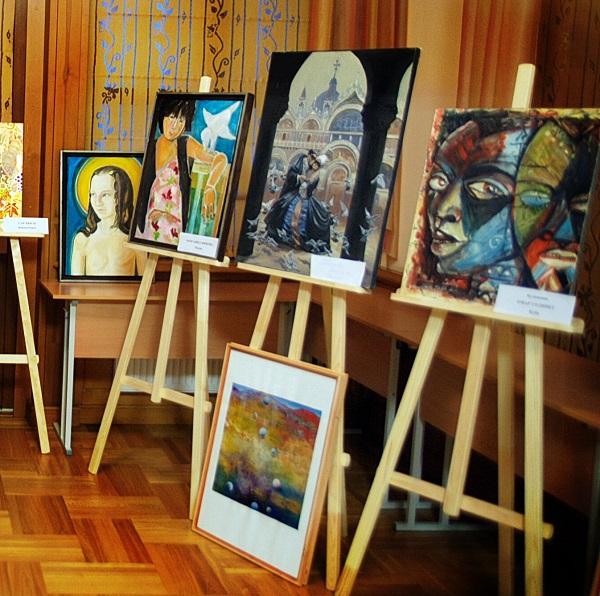 С ЛЮБОВЬЮ К МИРУ! Международный художественный проект, представляющий в МОСКВЕ творчество мастеров из разных стран под девизом «ХУДОЖНИКИ — ПОСЛЫ МИРА».
