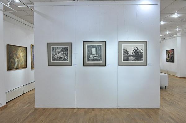 Галерея на Каширке, выставка Александр Печатнов (фото 3) Арт-Релиз.РФ