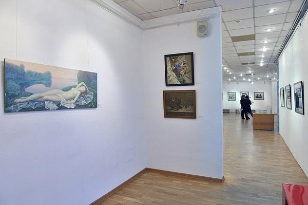 Галерея на Каширке, выставка Александр Печатнов (фото 4) Арт-Релиз.РФ