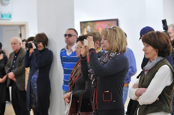 Галерея на Каширке, выставка Александр Печатнов (фото 7) Арт-Релиз.РФ