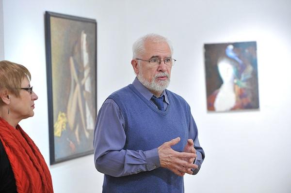 Галерея на Каширке, выставка Александр Печатнов (фото 8) Арт-Релиз.РФ