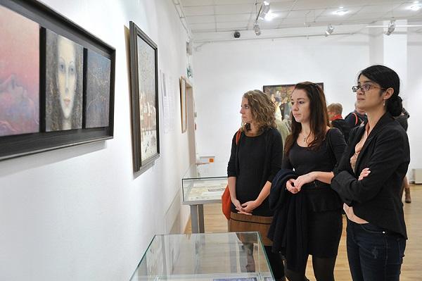 Галерея на Каширке, выставка Александр Печатнов (фото 9) Арт-Релиз.РФ