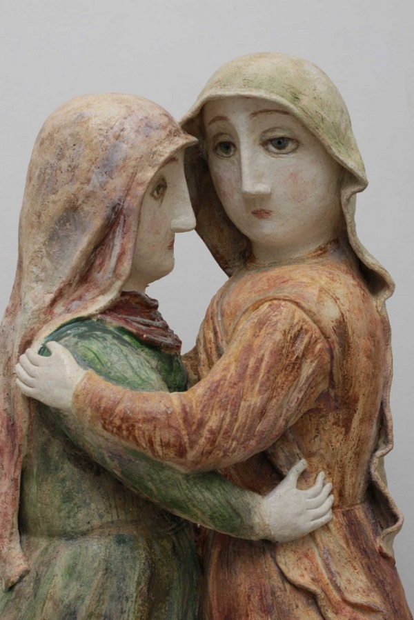 Скульптура  Валентины Кузнецовой