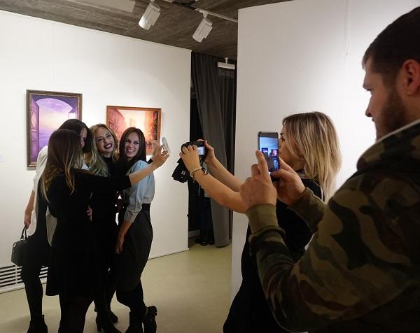 Выставка Софии Акимовой. Впечатление (фото 10) Арт-Релиз.РФ