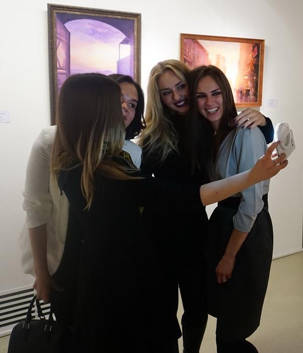 Выставка Софии Акимовой. Впечатление (фото 11) Арт-Релиз.РФ