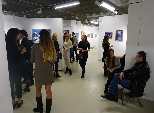 Выставка Софии Акимовой. Впечатление (фото 3) Арт-Релиз.РФ