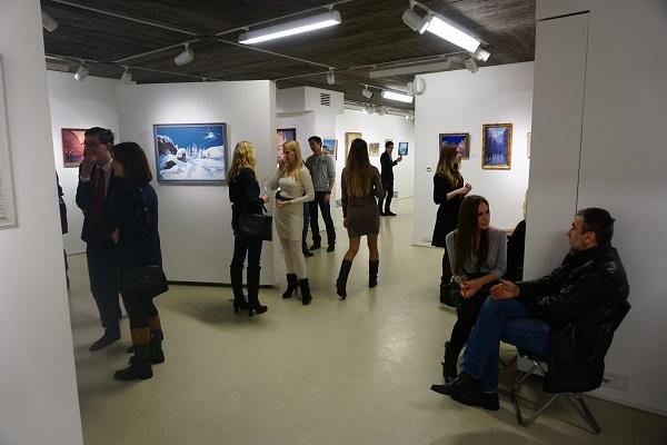 Выставка Софии Акимовой. Впечатление (фото 4) Арт-Релиз.РФ