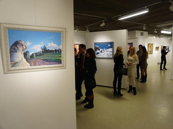 Выставка Софии Акимовой. Впечатление (фото 5) Арт-Релиз.РФ