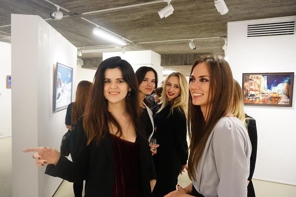 Выставка Софии Акимовой. Впечатление (фото 6) Арт-Релиз.РФ