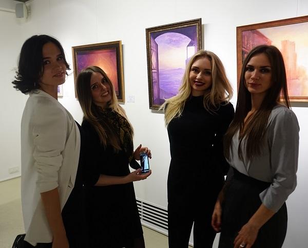 Выставка Софии Акимовой. Впечатление (фото 9) Арт-Релиз.РФ