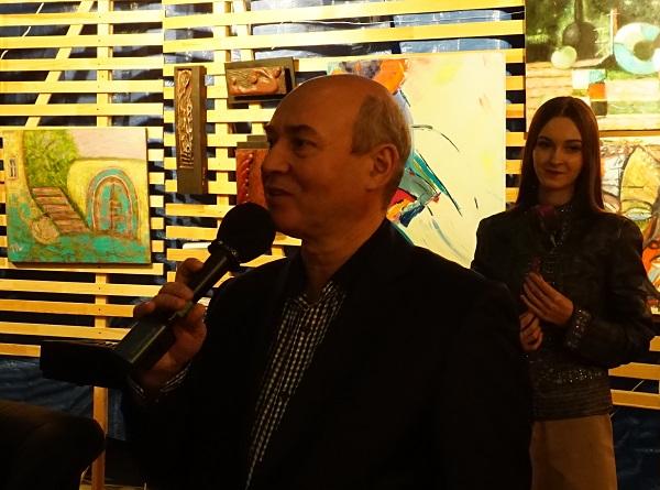 Сергей Куприянов художник Президент Союза абстракционистов России