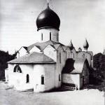 Покровский Собор Марфа-Мариинской обители, архитектор А. В. Щусев