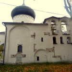 Спасо-Преображенский Мирожский монастырь.