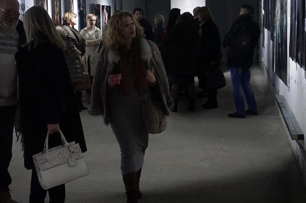 """Экспозиция """"АртОбнажение""""  в Галерее «Тоннель» в МГХПА имени С.Г.Строганова"""