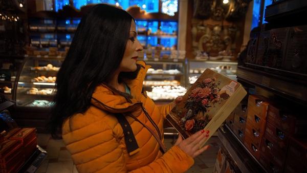 Елисеевский кондитерский Татьяна Ормант (выбираем подарок к Новому году)Арт-Релиз.РФ