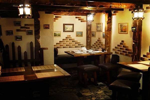 Кафе Маугли (фото 13) индийская кухня АРТ-Релиз.РФ