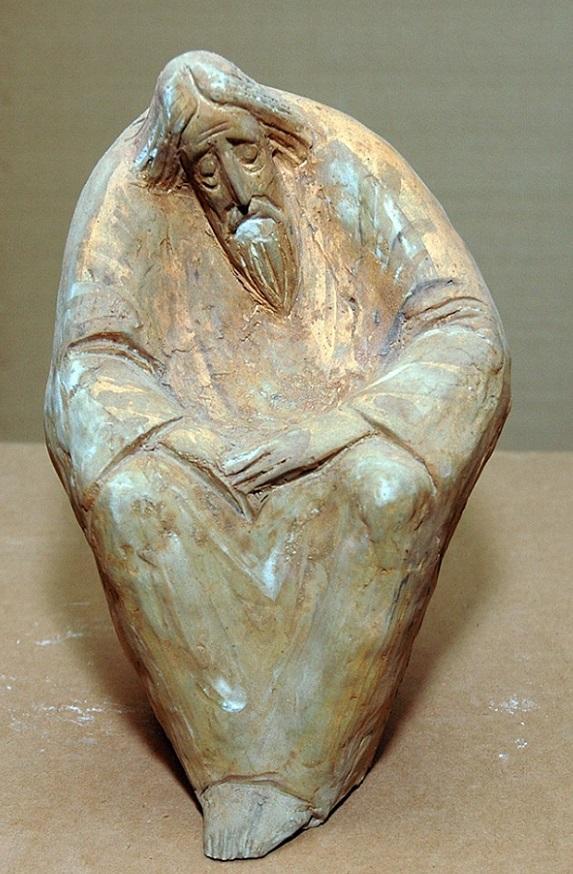 Скульптура  Татьяны Бусыревой