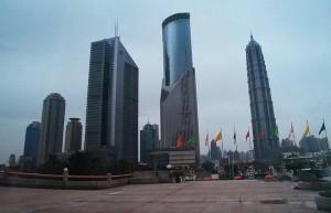 Шанхай Фото: Мария Туманова