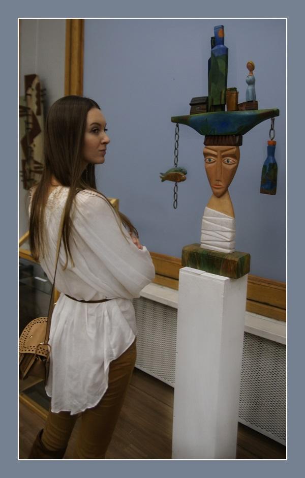 МОСХ выставка Сергея Смурова фото 3 Арт-Релиз.РФ