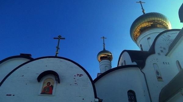 Виктор Орловский Храм Покрова Пресвятой Богородицы под Вязьмой