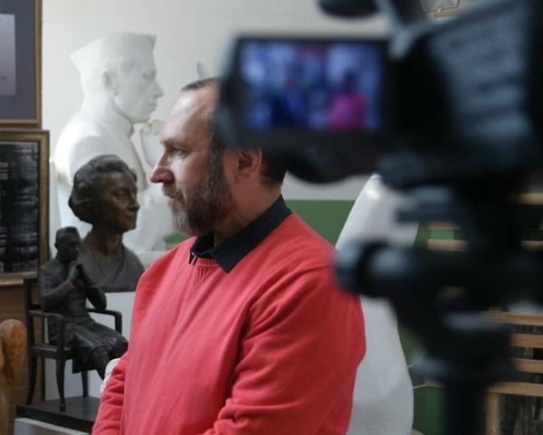Александр Рябичев (интервью с Баховадином Зухурдиновым фото 2 jpg Арт-Релиз.РФ