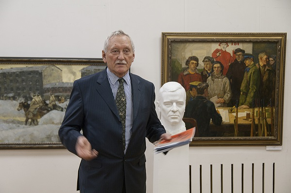 Выставка Сергея Погорелого (фото 3) Арт-Релиз.РФ