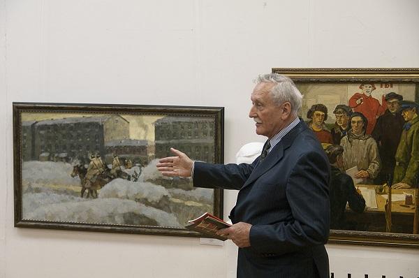 Выставка Сергея Погорелого (фото 4) Арт-Релиз.РФ