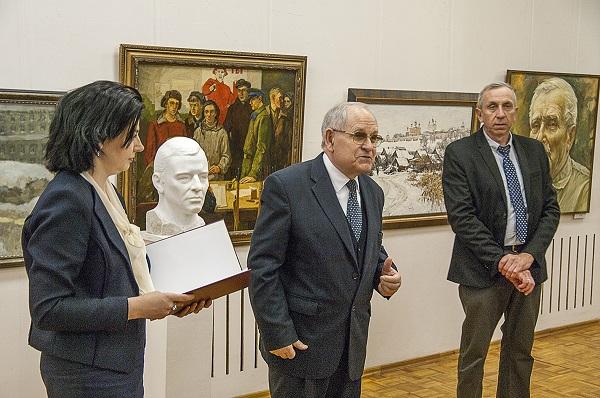 Выставка Сергея Погорелого (фото 5) Арт-Релиз.РФ