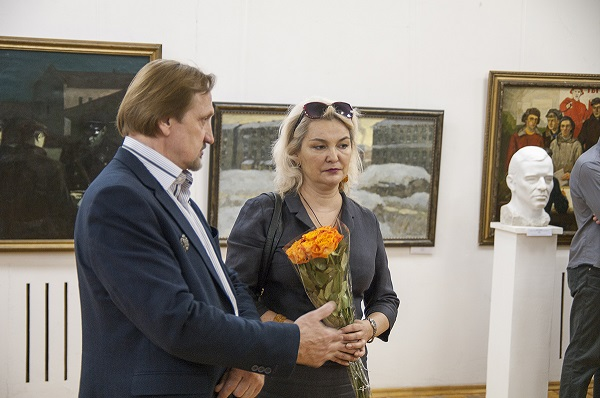 Выставка Сергея Погорелого (фото 6) Арт-Релиз.РФ