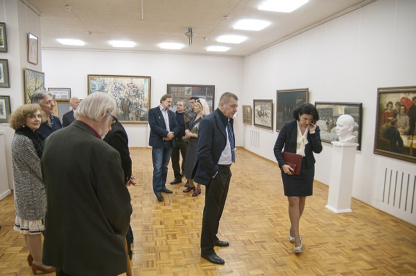 Выставка Сергея Погорелого (фото 7) Арт-Релиз.РФ