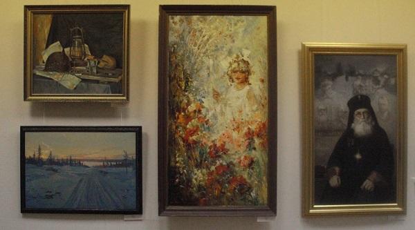 Выставка в студии Верещагина АРТ-Релиз.РФ