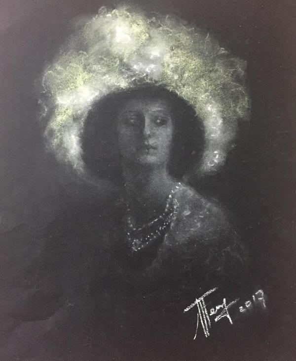 Людмила Петрушевская Анна Павлова. Выставка в Галерее Тамары Веховой.