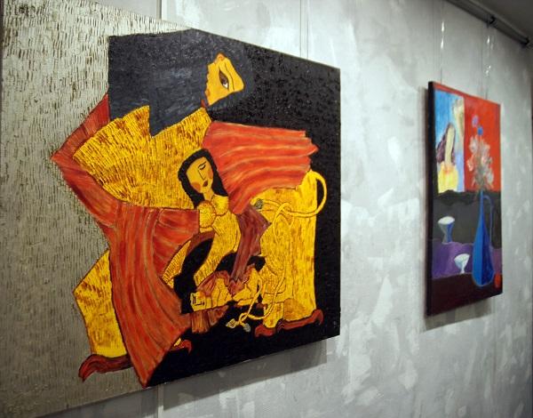 Мастерская Лега выставка Про любовь АРТ-Релиз.РФ