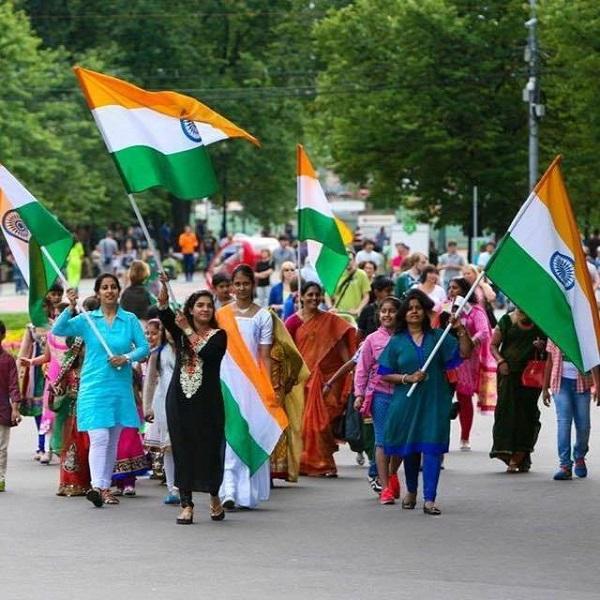 12 августа День Индии в Сокольниках.