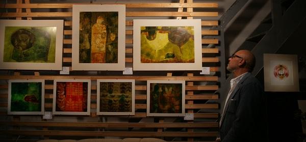 Выставка Арт-Мост Россия-Индия-Бангладеш Фото 9 Арт-Релиз.РФ Творческая Мастерская Рябичевых