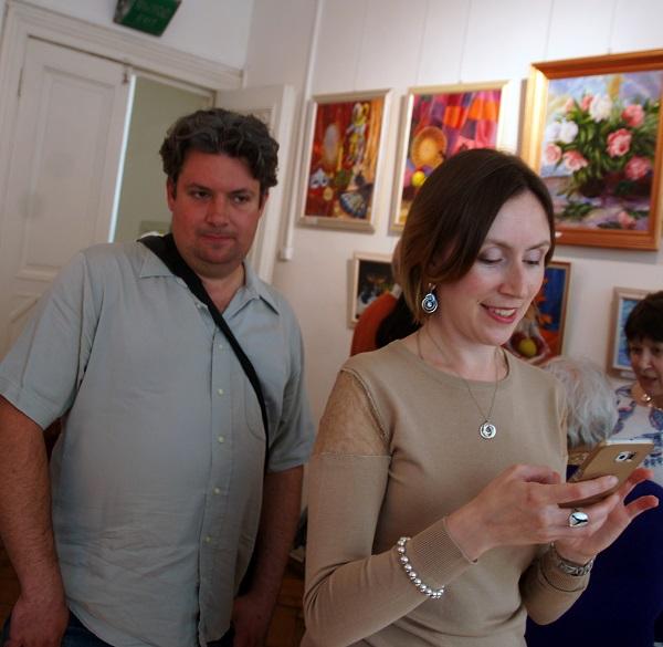 Выставка Лидии Тихонравовой Арт-Релиз.РФ