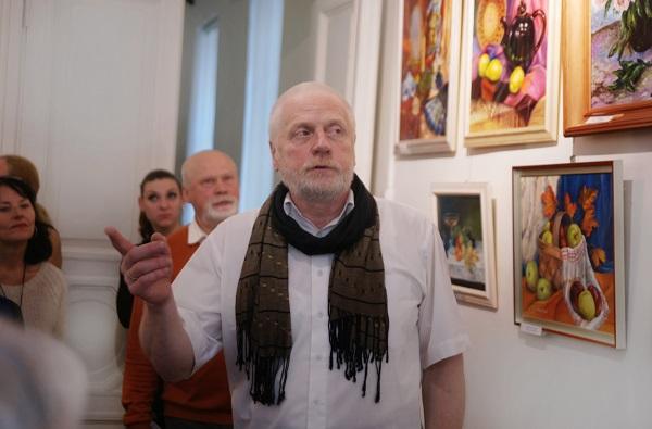Николай Наумов  художник, скульптор, куратор художественных проектов