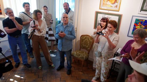 Выставка Лидии Тихонравовой (фото 13) Арт-Релиз.РФ