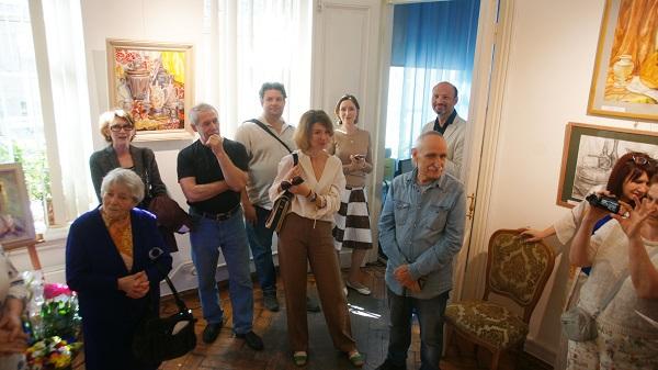 Выставка Лидии Тихонравовой (фото 14) Арт-Релиз.РФ