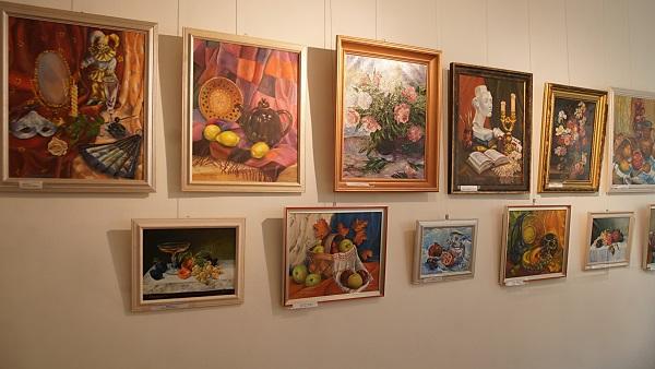 Выставка Лидии Тихонравовой (фото 19) Арт-Релиз.РФ