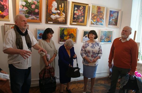 Выставка Лидии Тихонравовой (фото 4) Арт-Релиз.РФ