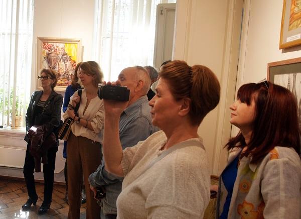 Выставка Лидии Тихонравовой (фото 5) Арт-Релиз.РФ