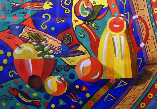 Выставка Лидии Тихонравовой (фото 8) Арт-Релиз.РФ