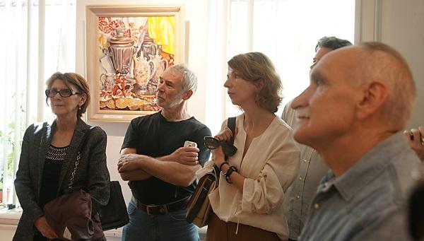 Выставка Лидии Тихонравовой (фото 9) Арт-Релиз.РФ