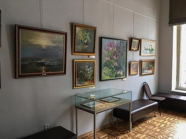 Выставка Арт-Осень (фото 4)