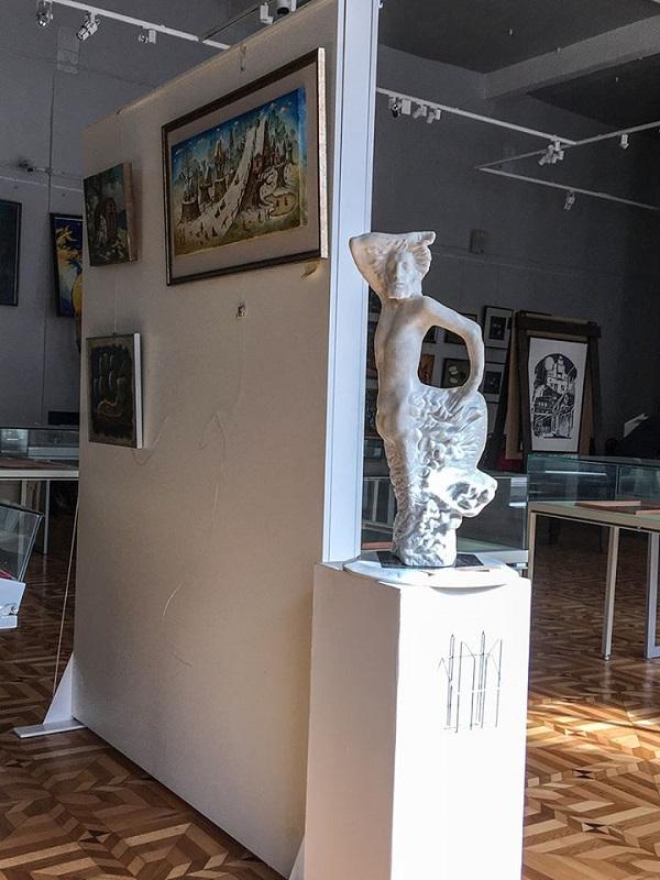 Выставка Арт-Осень (фото 6)
