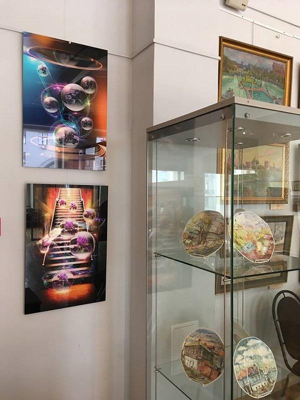 Выставка Арт-Осень