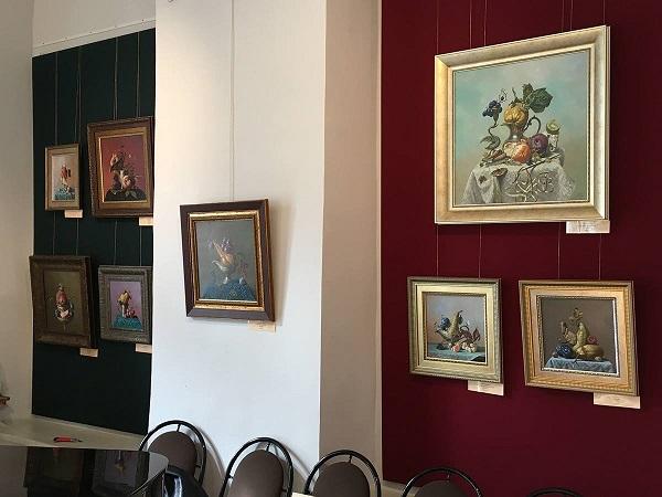 Выставка Арт-осень (фото 2)