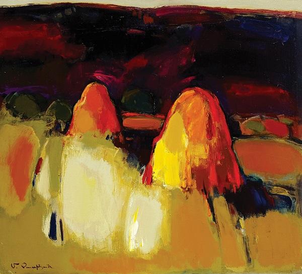 Художник  Мгер Чатинян  Выставка  в Alpert Gallery  с 18 сентября до 01 октября  Вернисаж и аукцион 20 сентября 2017 года